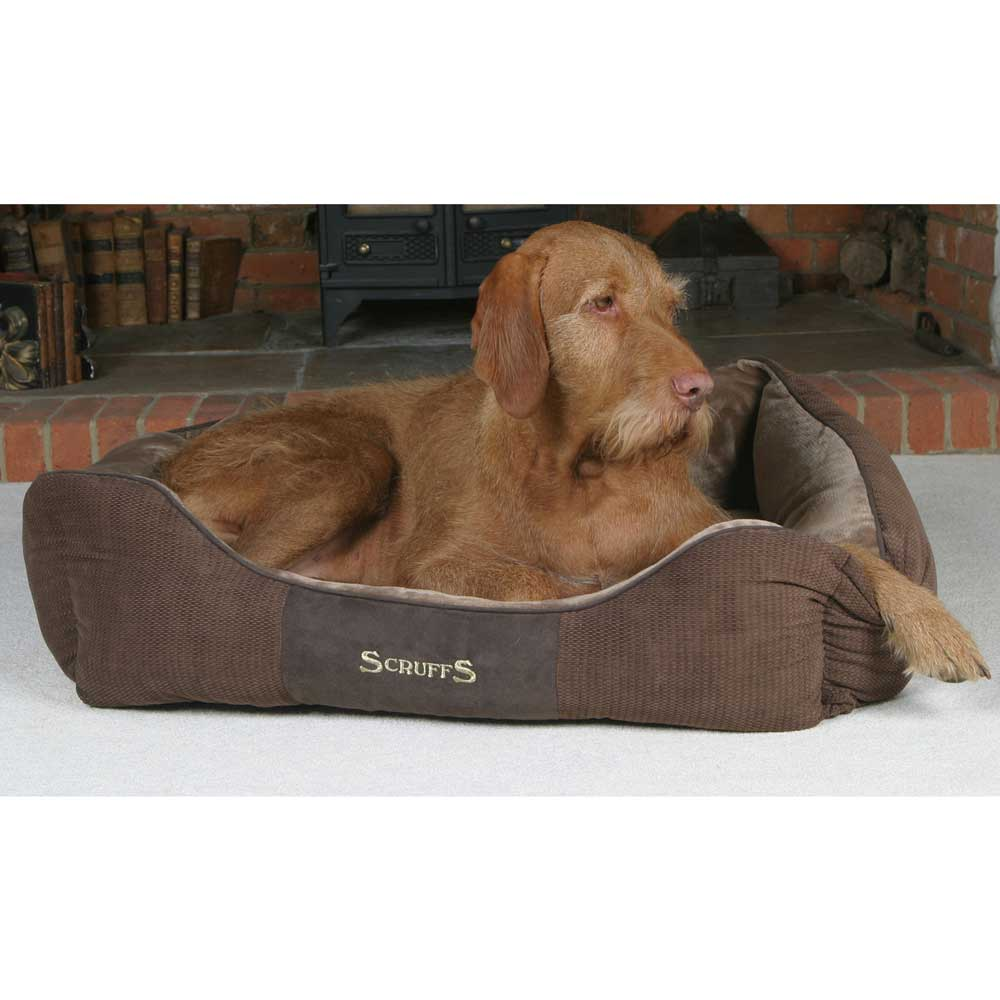 Scruffs Chester Bed Chocolate