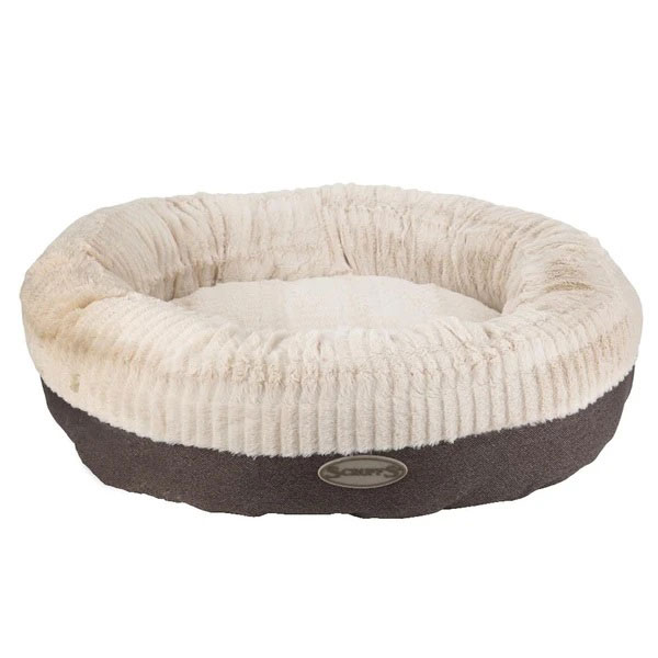 Scruffs Ellen Bed Grey