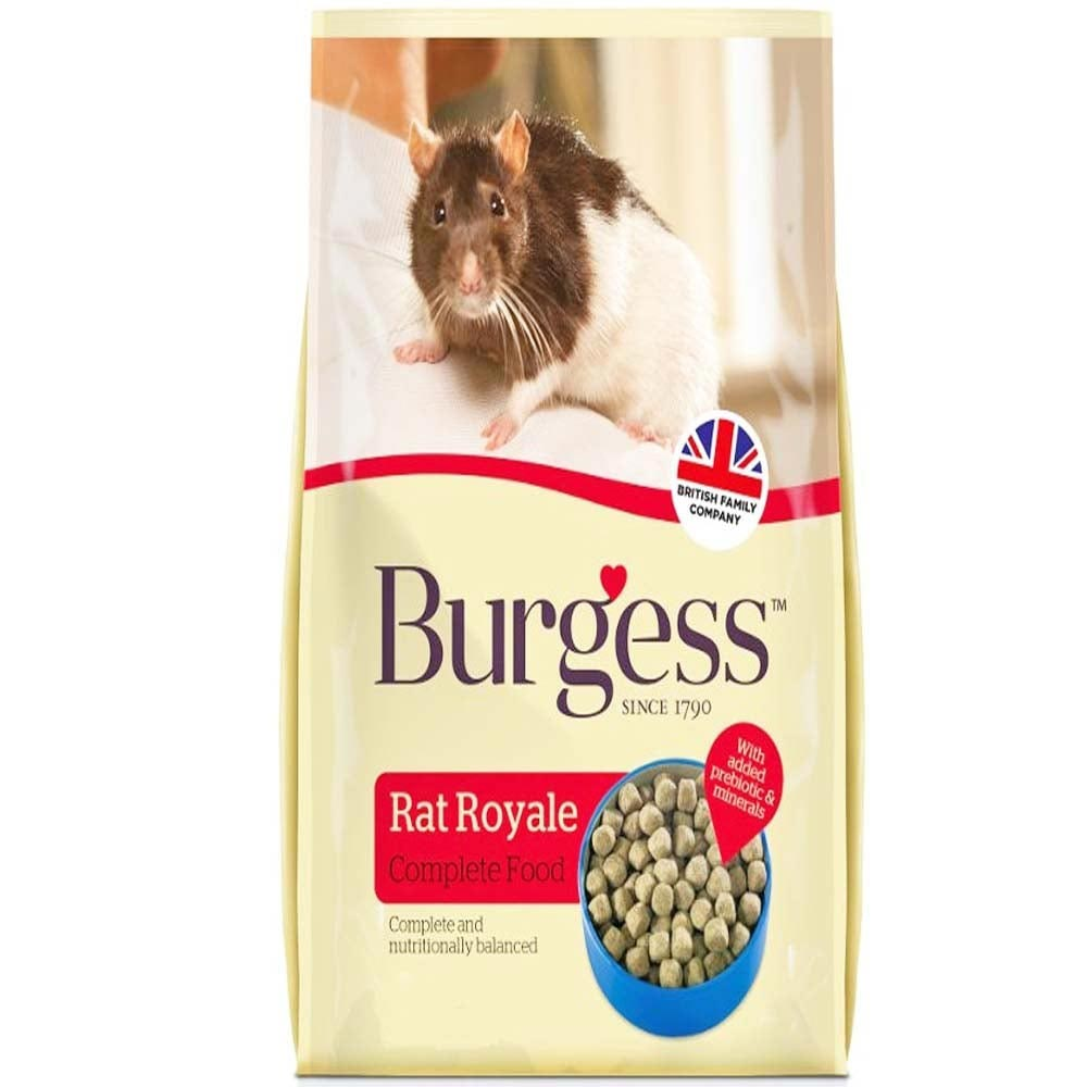 Burgess Suparat Rat Royale