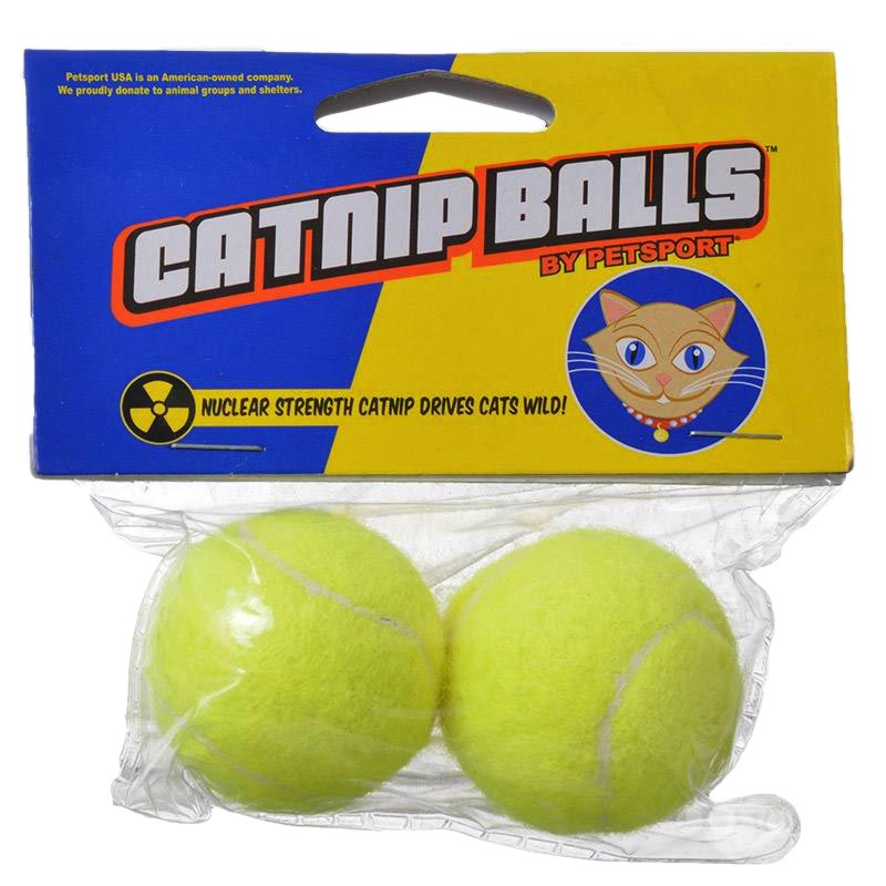 Catnip Balls Tennis Look