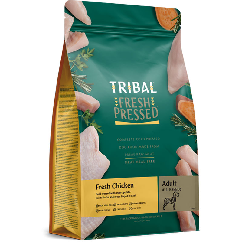 Tribal TLC Adult Grain Free Turkey Recipe