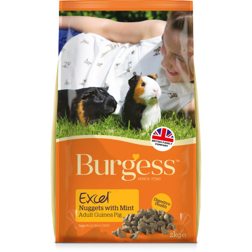 Burgess Excel Nuggets for Guinea Pig