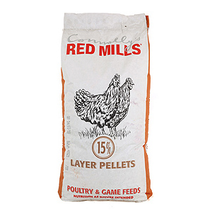 Red Mills Hen Layer Pellets Complete Food