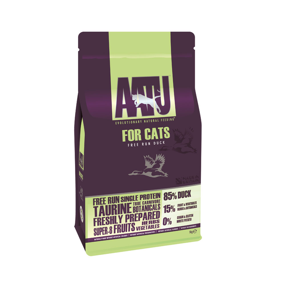 Aatu Duck Cat Food