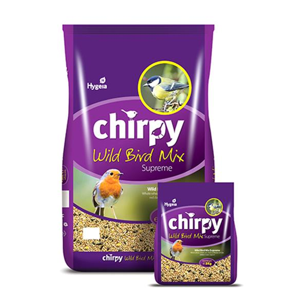 Chirpy Wild Bird Supreme Seed Mix