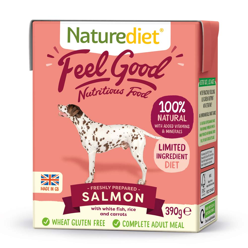 Nature Diet Feel Good Salmon