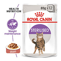 Royal Canin Sterlised Gravy Pouch